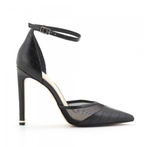 HIGH HEEL PUMP WITH STRAP KENNETH COLE