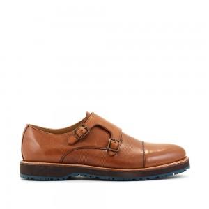 DOUBLE MONK LEA. GIACOMO CARLO Boots & More