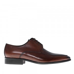 LACE UP DERBY CHEVALIER