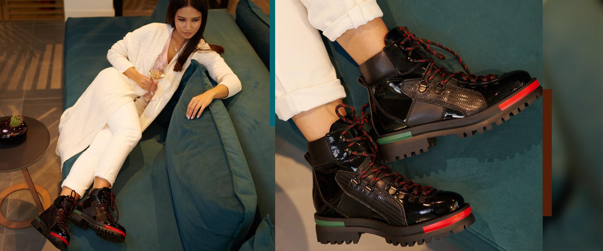 Γυναικεία Συλλογή παπουτσιών